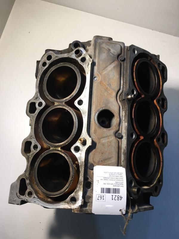 Блок цилиндров Mazda Millenia TAFP KFZE 1998 (б/у)