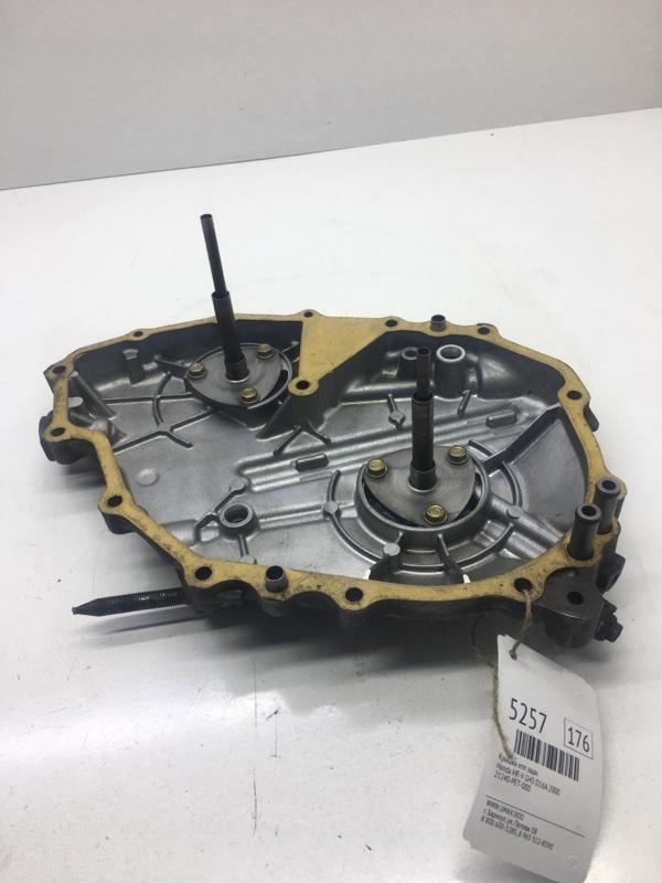 Крышка кпп Honda Hr-V GH3 D16A 2000 задняя (б/у)