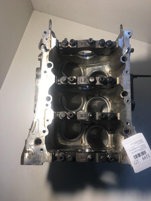 Блок цилиндров Toyota Mark X GRX125 4GRFSE 2006 (б/у)