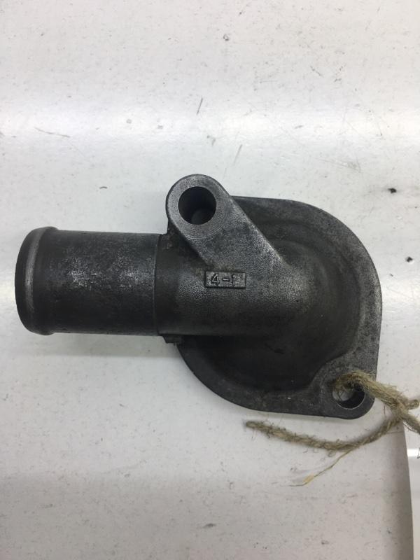 Крышка термостата Mazda Familia BJ5P ZL 2000 (б/у)