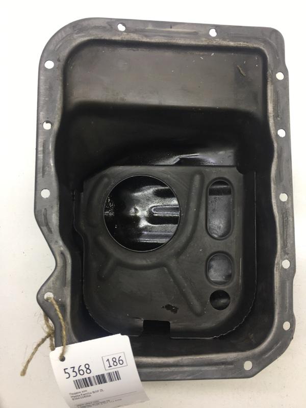Поддон масляный Mazda Familia BJ5P ZL 2000 (б/у)