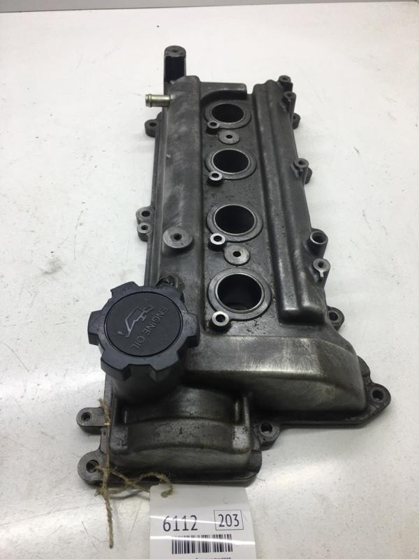 Крышка головки блока цилиндров Toyota Vitz SCP10 1SZFE (б/у)