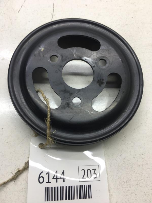 Шкив помпы Toyota Vitz SCP10 1SZFE (б/у)