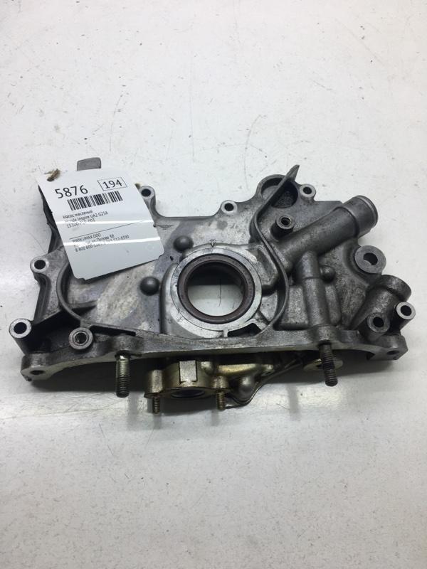 Насос масляный Honda Inspire UA2 G25A (б/у)