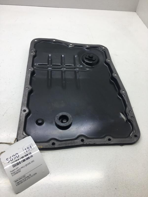 Поддон кпп Nissan Liberty PM12 QR20DE 2002 (б/у)