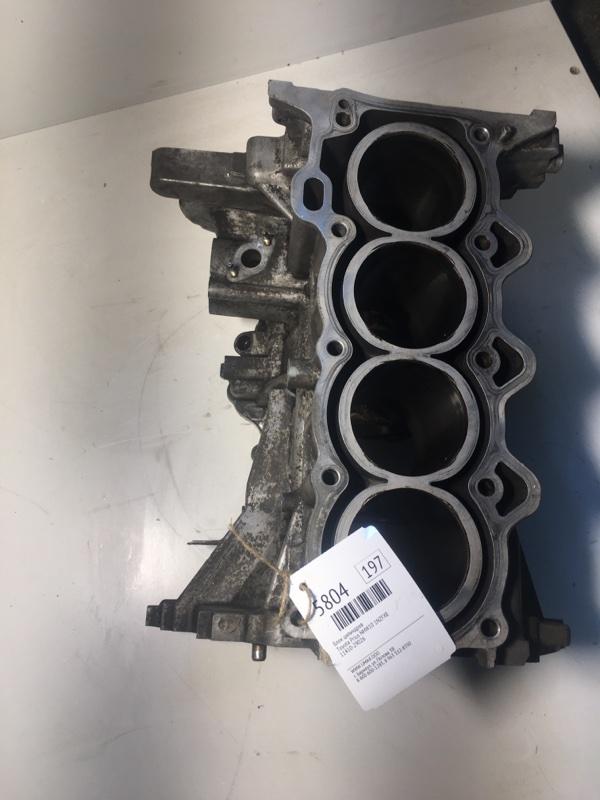 Блок цилиндров Toyota Prius NHW10 1NZFXE (б/у)