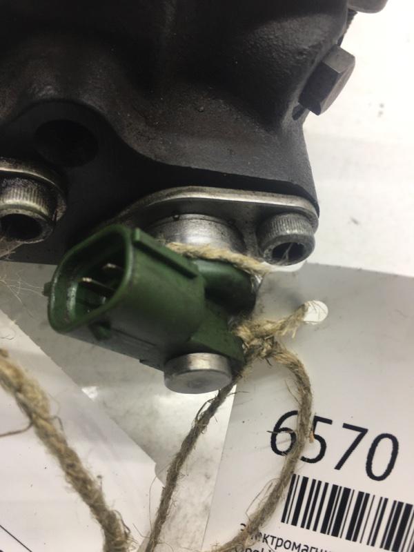 Электромагнитный клапан тнвд Opel Vectra C Y30DT 2005 (б/у)
