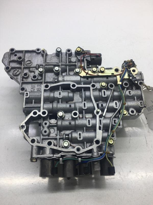 Блок клапанов автоматической трансмиссии Nissan Teana J31 VQ23DE (б/у)