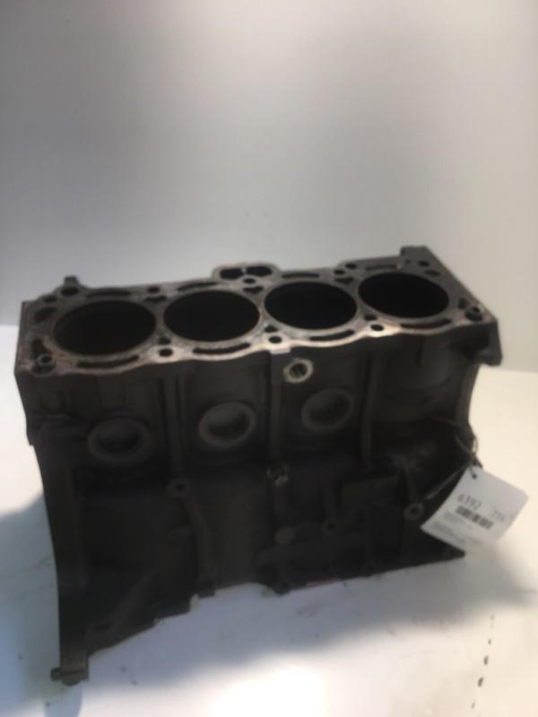 Блок цилиндров Toyota Carina AT191 7AFE (б/у)