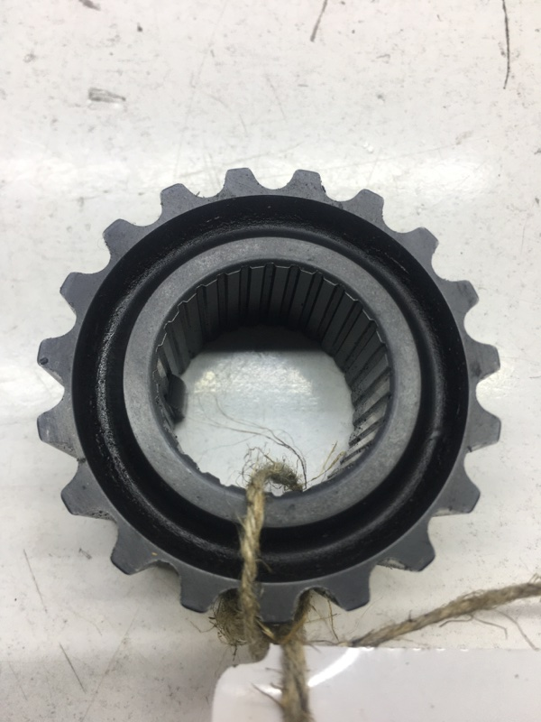 Шестерня коленвала Honda Capa GA4 D15B (б/у)