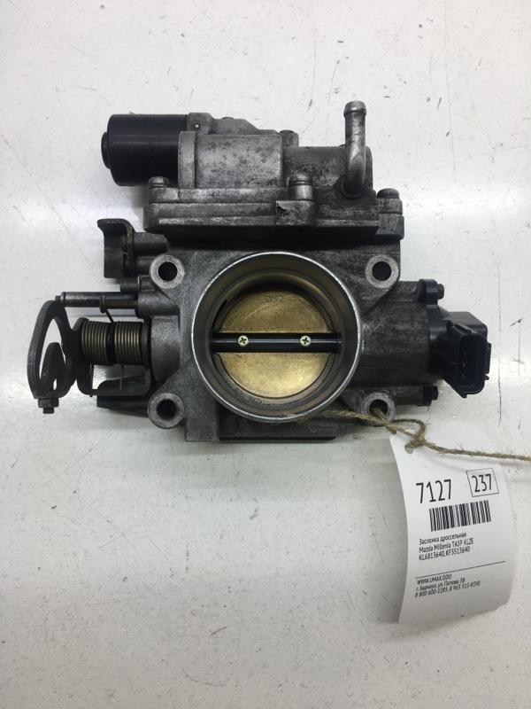 Заслонка дроссельная Mazda Millenia TA5P KLZE (б/у)