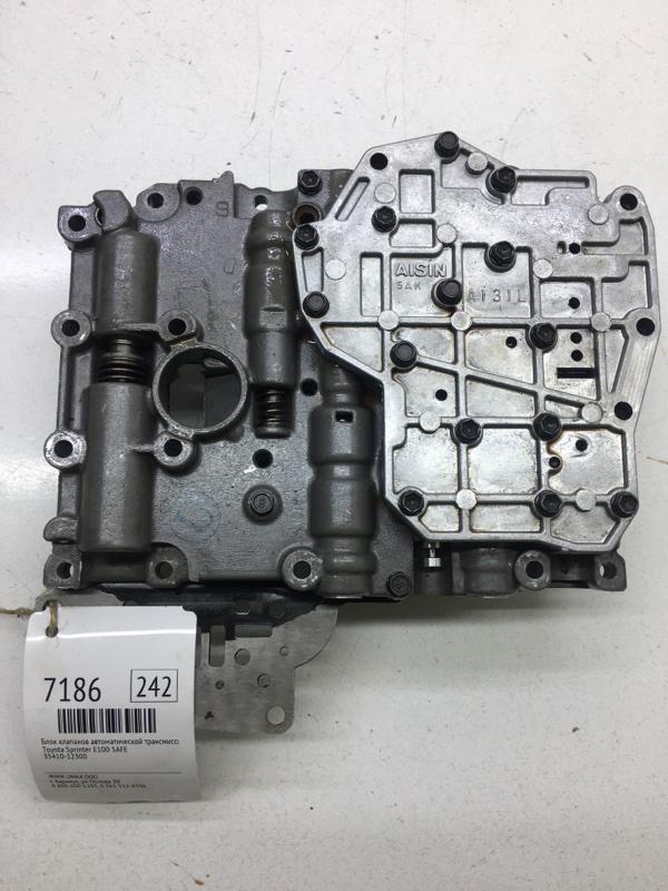 Блок клапанов автоматической трансмиссии Toyota Soluna AL50R 5AFE (б/у)