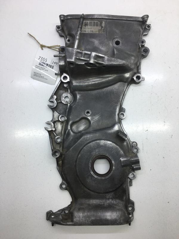 Лобовина двигателя Toyota Voxy AZR65 1AZFSE (б/у)