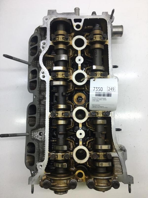 Головка блока цилиндров Toyota Voxy AZR65 1AZFSE (б/у)