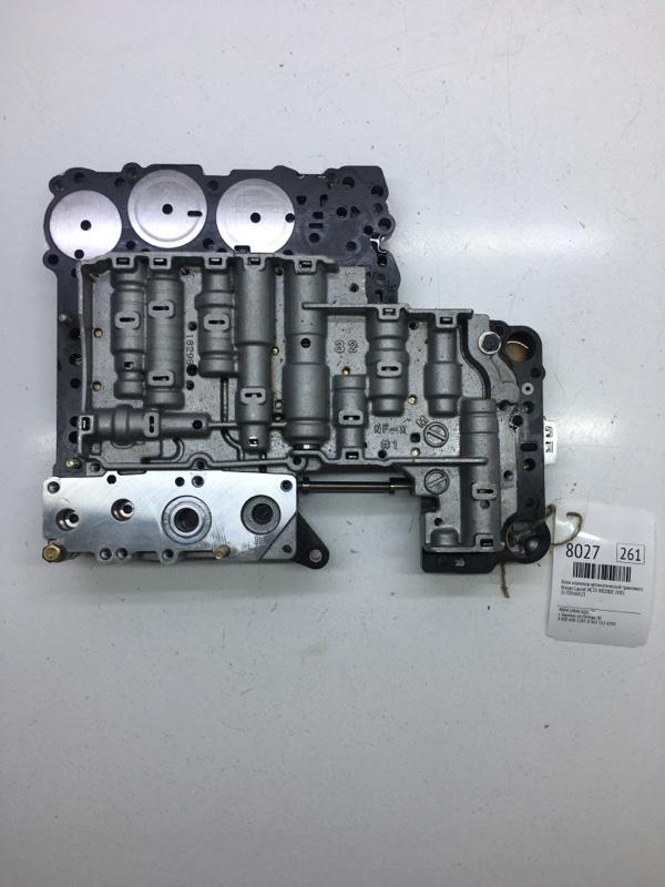 Блок клапанов автоматической трансмиссии Nissan Laurel HC35 RB20DE 2001 (б/у)
