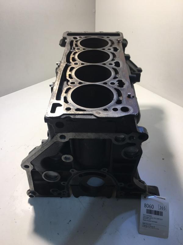 Блок цилиндров Volkswagen Tiguan 5N1 CAWB 2013 (б/у)