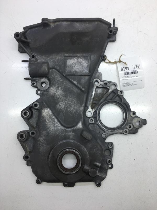 Лобовина двигателя Toyota Celica ZZT230L 1ZZFE 2001 (б/у)