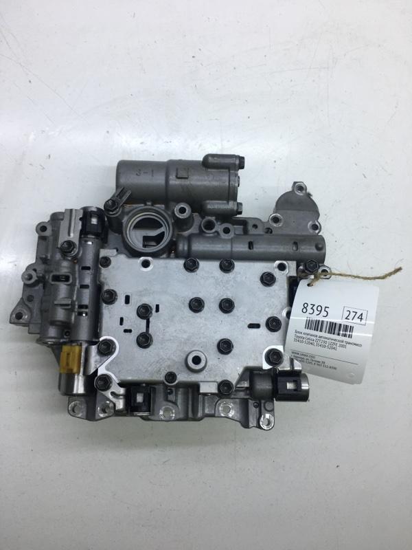 Блок клапанов автоматической трансмиссии Toyota Celica ZZT230L 1ZZFE 2001 (б/у)