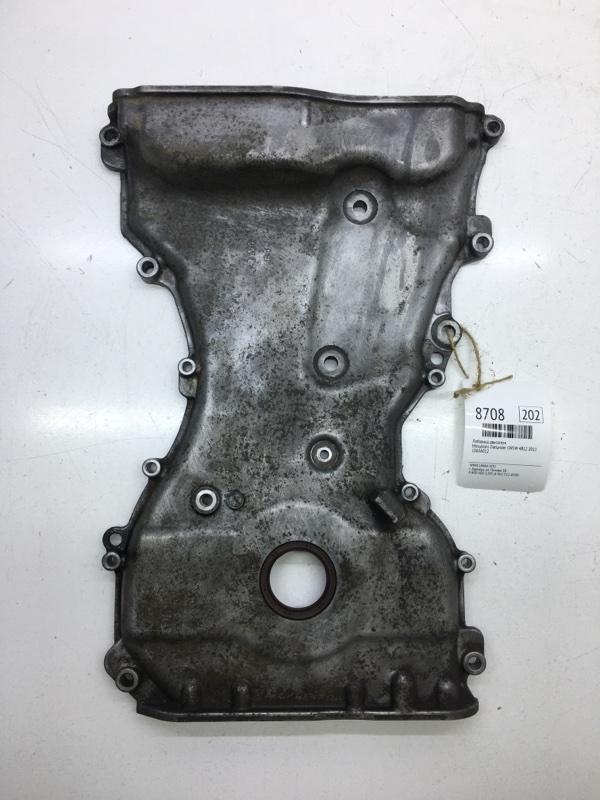 Лобовина двигателя Mitsubishi Outlander CW5W 4B12 2011 (б/у)
