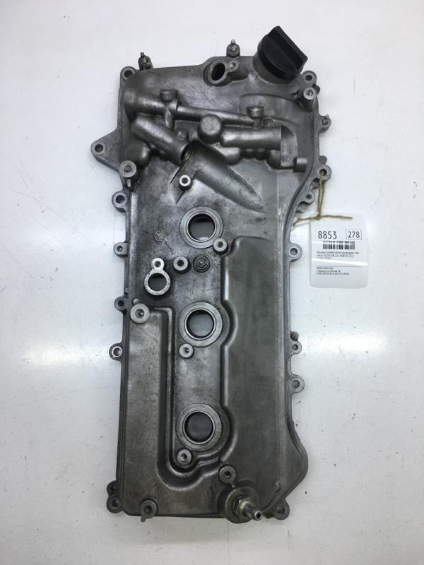 Крышка головки блока цилиндров Lexus Gs250 GRL11L 4GRFSE 2012 левая (б/у)