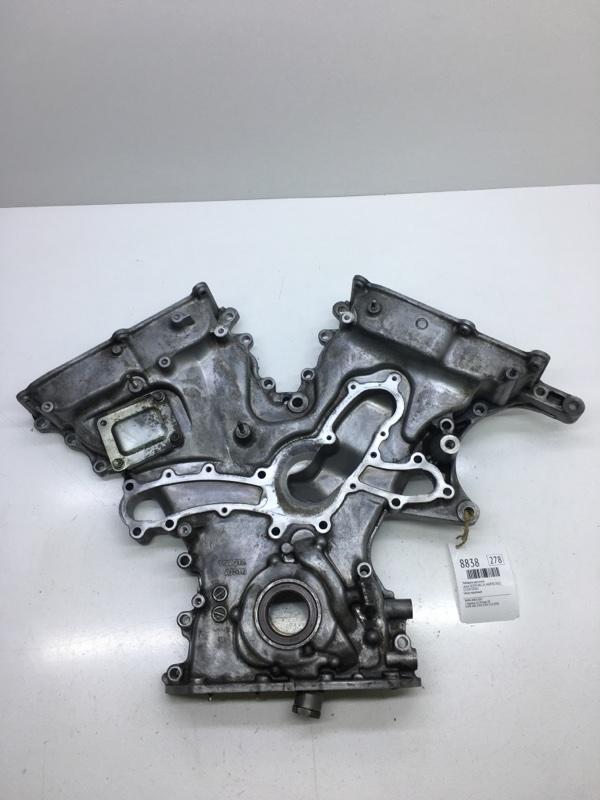 Лобовина двигателя Lexus Gs250 GRL11L 4GRFSE 2012 (б/у)