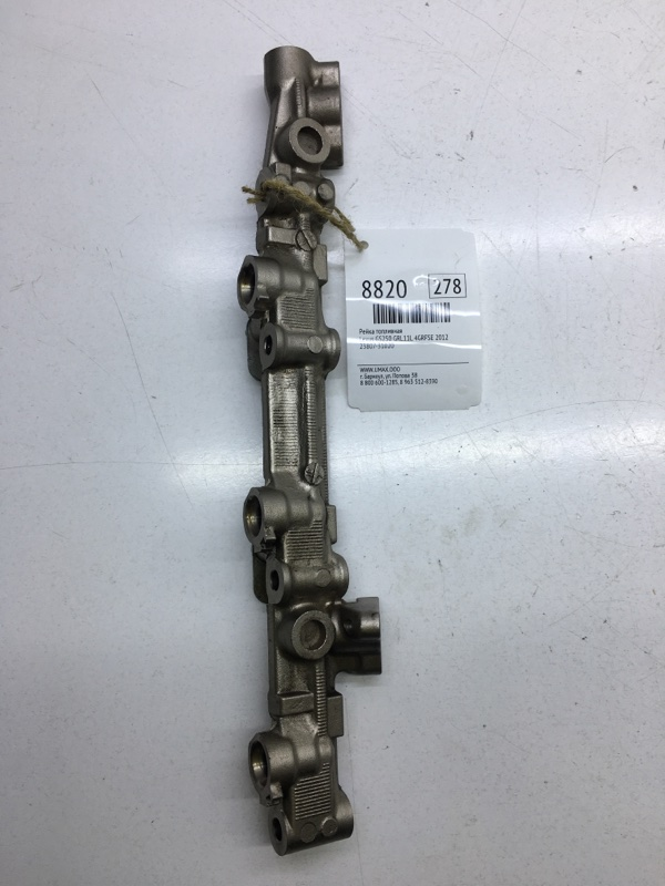 Рейка топливная Lexus Gs250 GRL11L 4GRFSE 2012 (б/у)