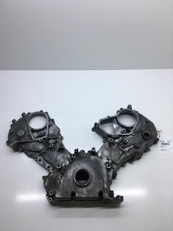 Лобовина двигателя Nissan Fuga GY50 VK45DE (б/у)