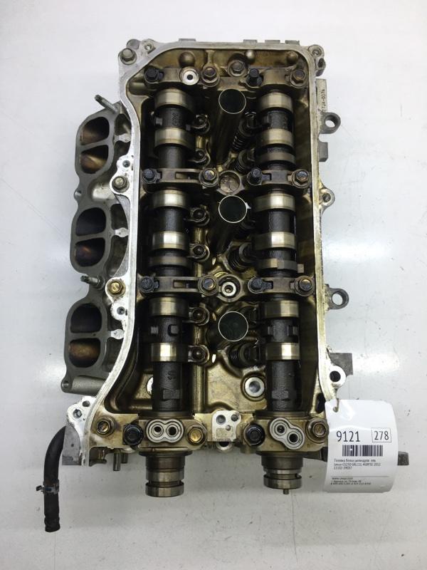 Головка блока цилиндров Lexus Gs250 GRL11L 4GRFSE 2012 левая (б/у)
