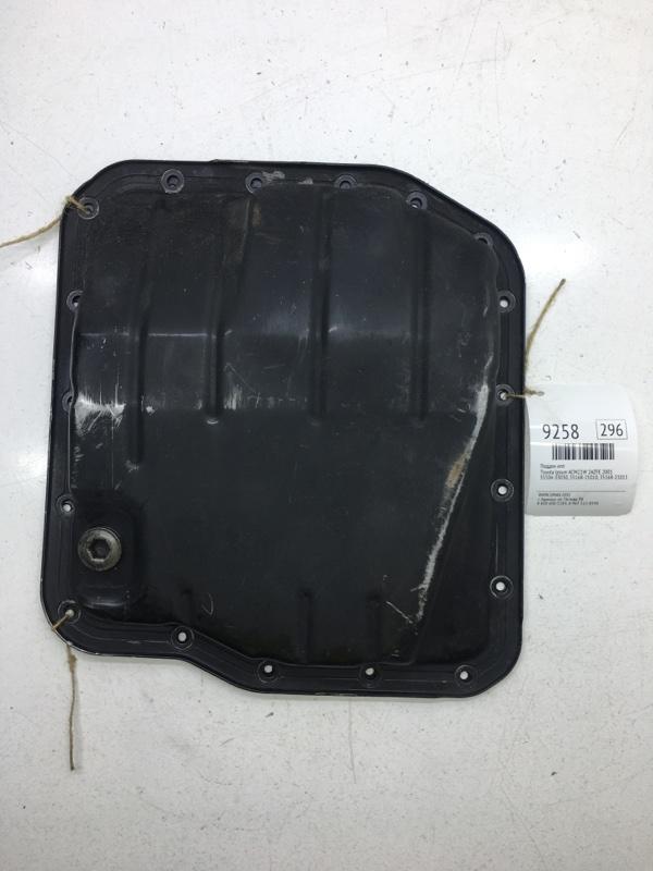 Поддон кпп Toyota Ipsum ACM21W 2AZFE 2001 (б/у)