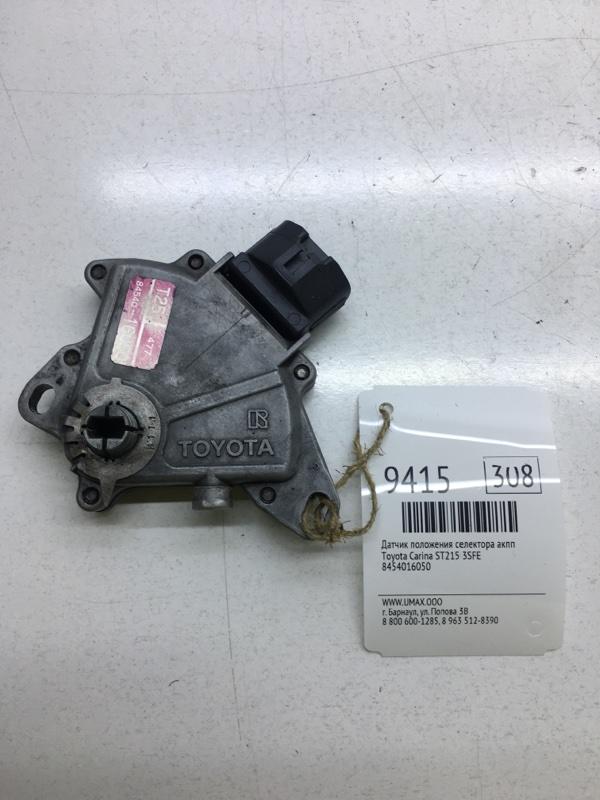 Датчик положения селектора акпп Toyota Carina ST215 3SFE (б/у)