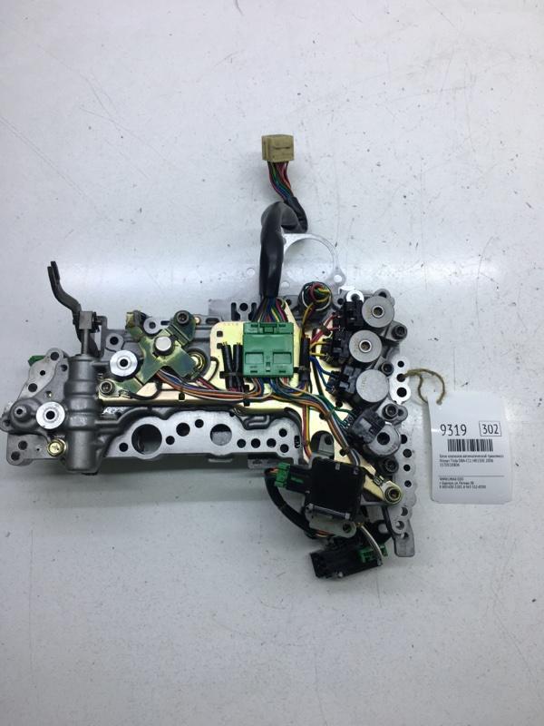 Блок клапанов автоматической трансмиссии Nissan Tiida DBA-C11 HR15DE 2006 (б/у)