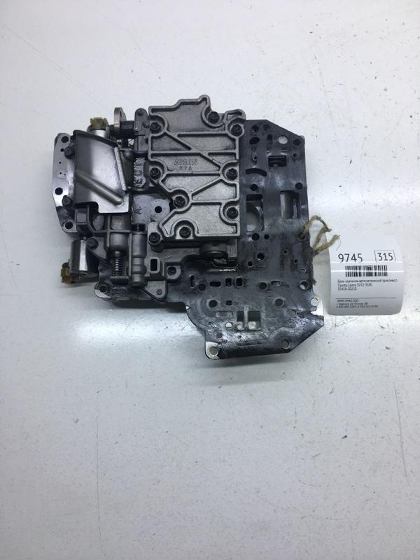 Блок клапанов автоматической трансмиссии Toyota Camry SV32 3SFE (б/у)