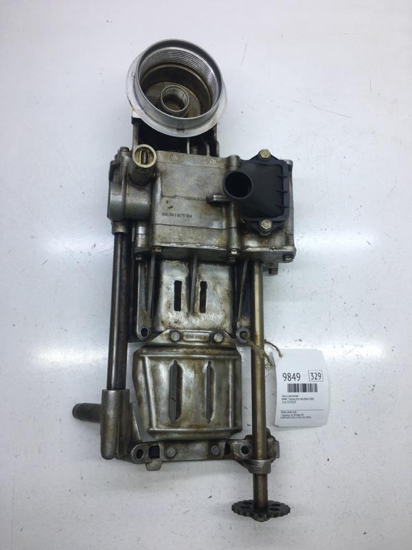 Насос масляный Bmw 7-Series E65 N62B44 2002 (б/у)