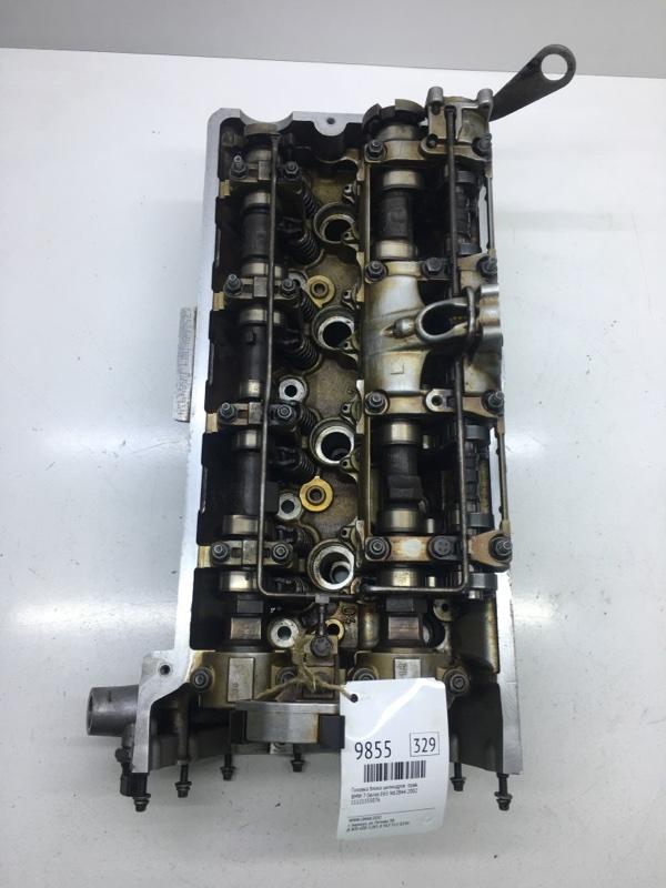 Головка блока цилиндров Bmw 7-Series E65 N62B44 2002 правая (б/у)