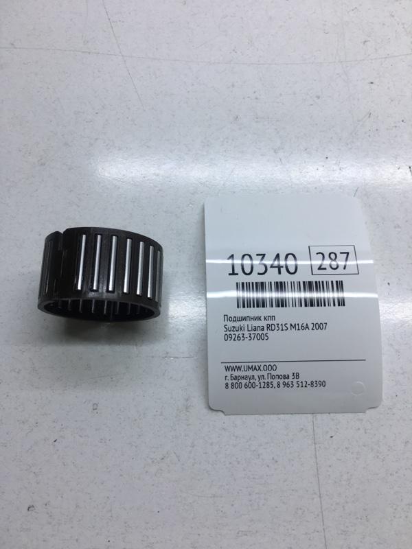 Подшипник кпп Suzuki Liana RD31S M16A 2007 (б/у)