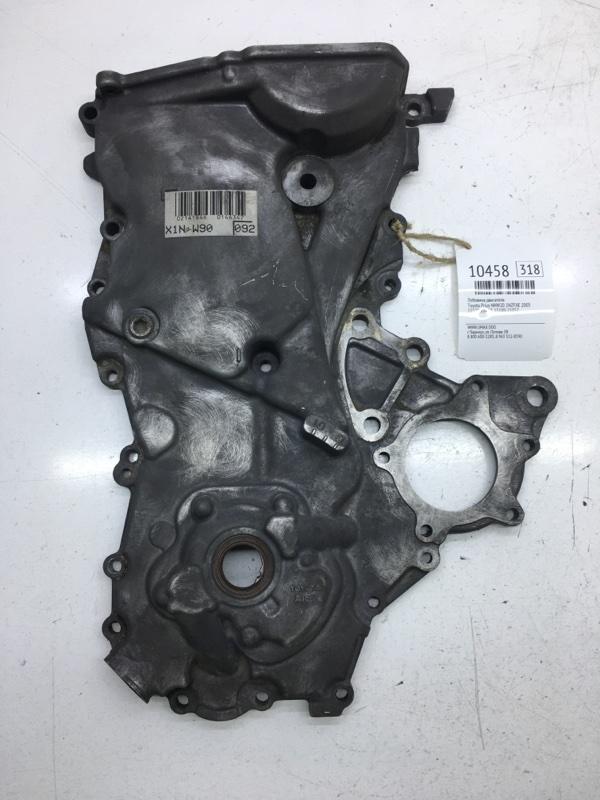 Лобовина двигателя Toyota Prius NHW20 1NZFXE 2005 (б/у)