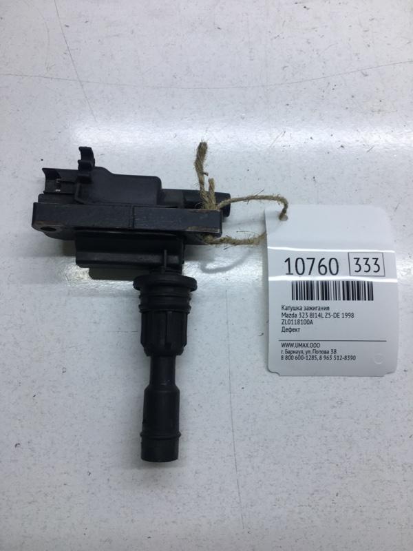 Катушка зажигания Mazda 323 BJ14L Z5DE 1998 (б/у)