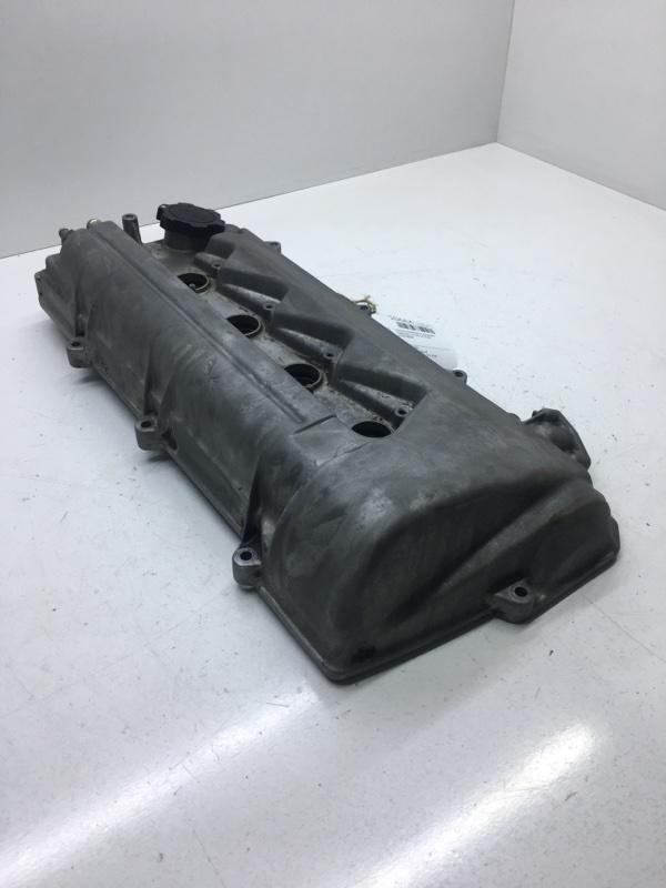 Крышка головки блока цилиндров Toyota Will Vs ZZE128 2ZZGE (б/у)