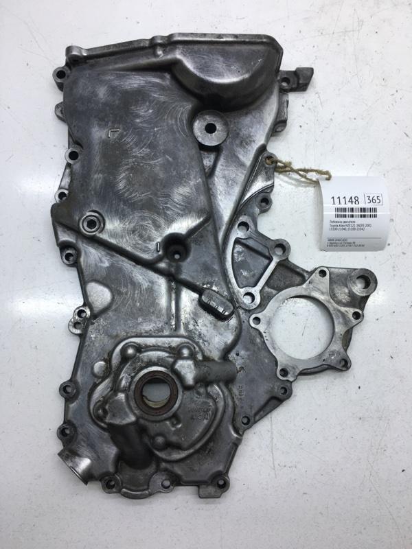 Лобовина двигателя Toyota Allex NZE121 1NZFE 2001 (б/у)