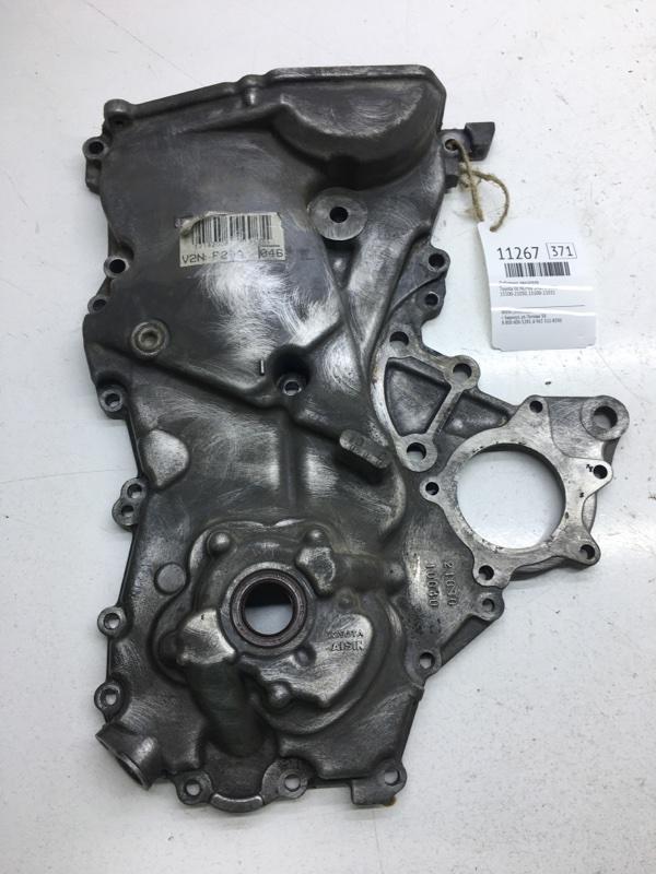Лобовина двигателя Toyota Ist NCP60 2NZFE 2002 (б/у)