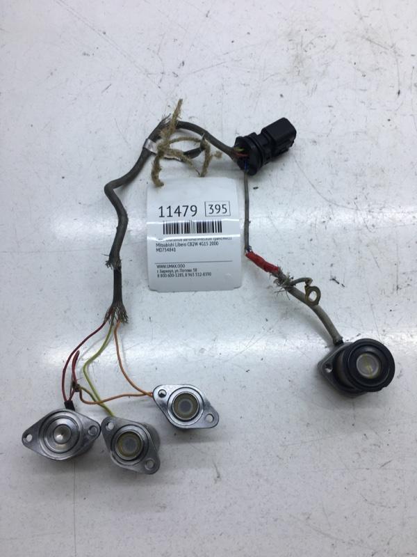 Блок клапанов автоматической трансмиссии Mitsubishi Libero CB2W 4G15 2000 (б/у)