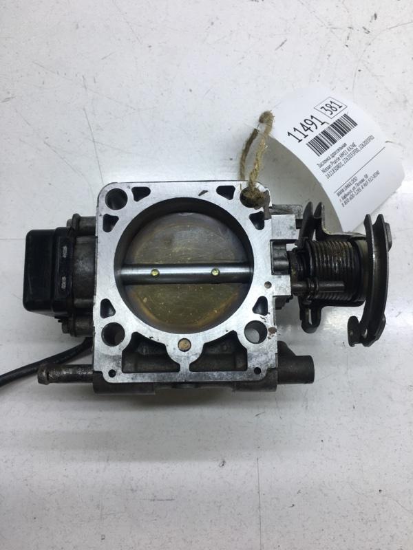 Заслонка дроссельная Nissan Prairie HM11 KA24E (б/у)