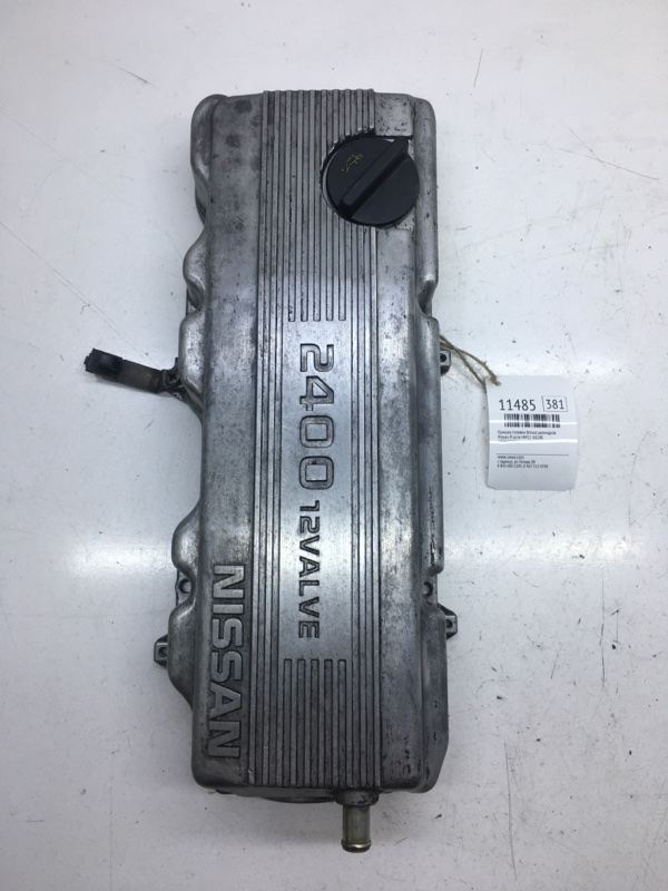 Крышка головки блока цилиндров Nissan Prairie HM11 KA24E (б/у)