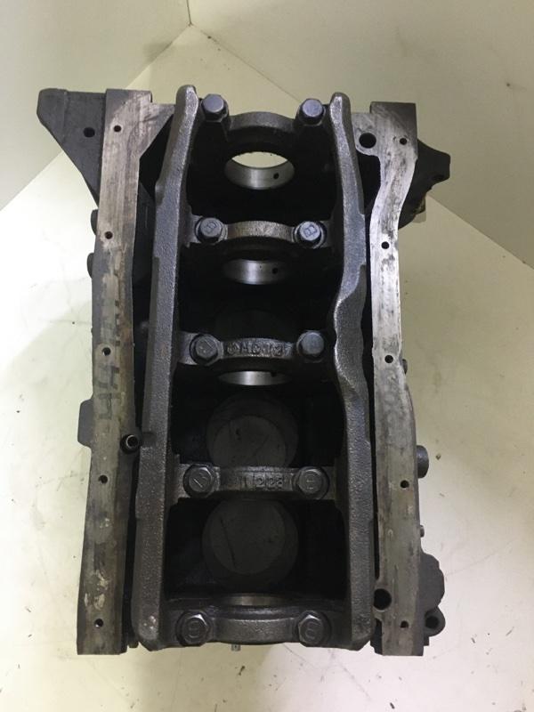 Блок цилиндров Nissan Prairie HM11 KA24E (б/у)
