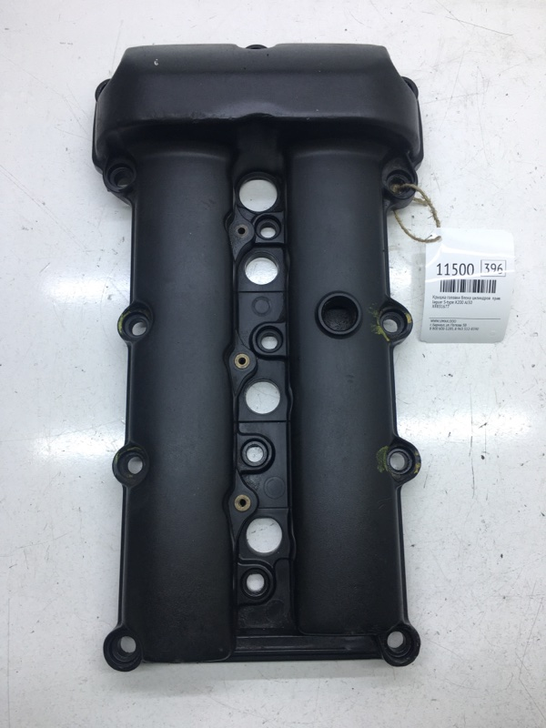 Крышка головки блока цилиндров Jaguar S-Type X200 AJ30 правая (б/у)