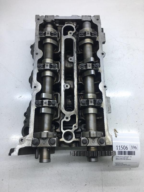 Головка блока цилиндров Jaguar S-Type X200 AJ30 левая (б/у)