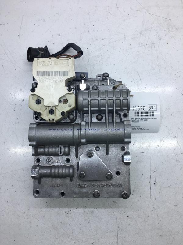 Блок клапанов автоматической трансмиссии Mazda Tribute EPFW AJ 2004 (б/у)