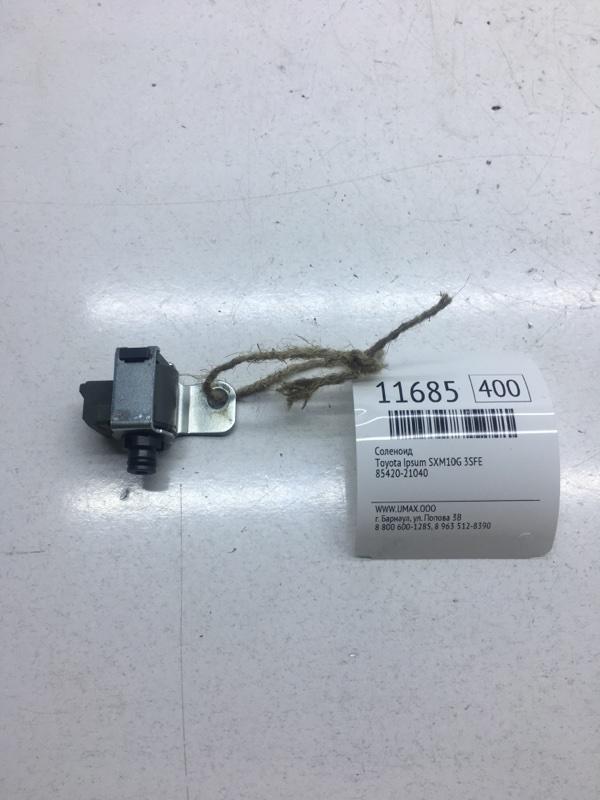Соленоид Toyota Ipsum SXM10G 3SFE 1997 (б/у)