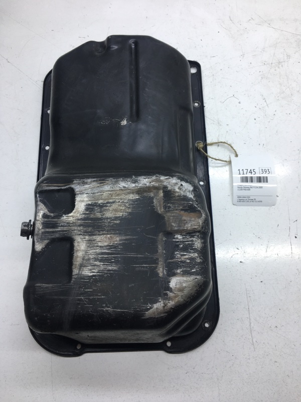 Поддон масляный Honda Odyssey RA7 F23A 2000 (б/у)