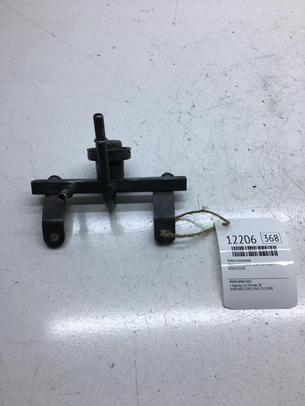 Рейка топливная Mazda Rx-8 SE3P 13B-MSP 2003 (б/у)